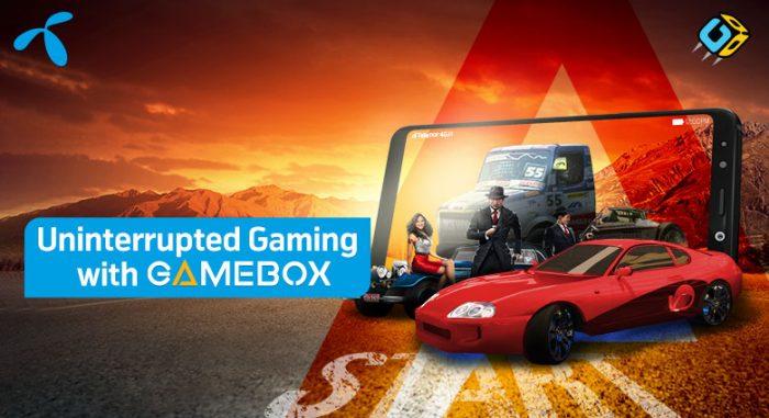 Gamebox Mobile Gaming