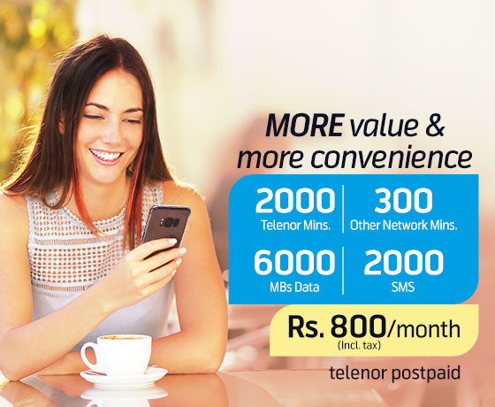 Telenor-Postpaid-More-Value