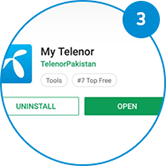 My Telenor App - Telenor Pakistan